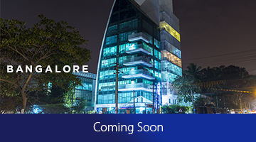 Innovation centre in Bangalore is coming soon
